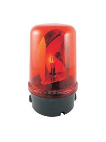 Duża, obrotowa lampa ostrzegawcza z lustrem serii: B400RTH