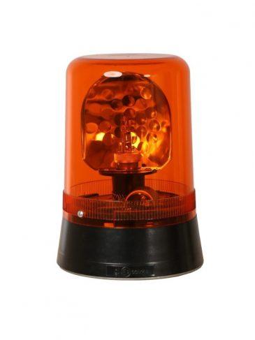 Duża, obrotowa lampa ostrzegawcza z lustrem serii: SLD1