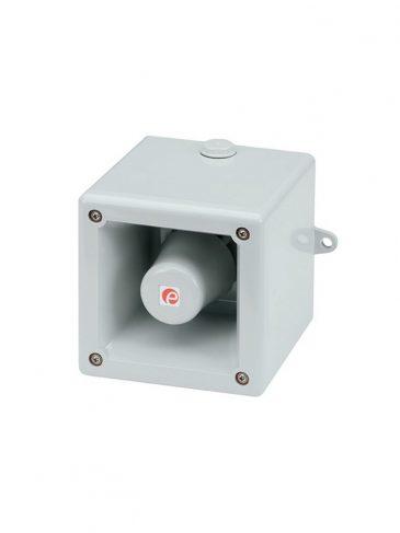 Głośny, elektroniczny dzwonek alarmowy serii: HA105N, 112dB, IP66