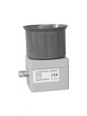 Bardzo głośny, elektroniczny generator dźwięku serii: ES52, 122dB, IP66