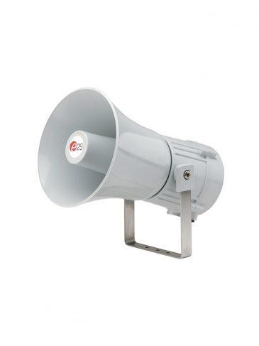 Bardzo głośna, elektroniczna syrena silnikowa serii: HMA121, 124dB, IP66