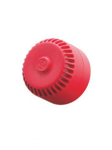 Kompaktowy, elektroniczny generator dźwięku serii: SOP, 110dB, IP54/IP65