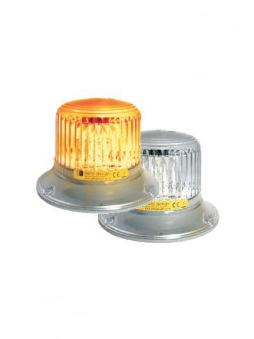 498001 Średniej wielkości lampa błyskająca LED serii: Orion