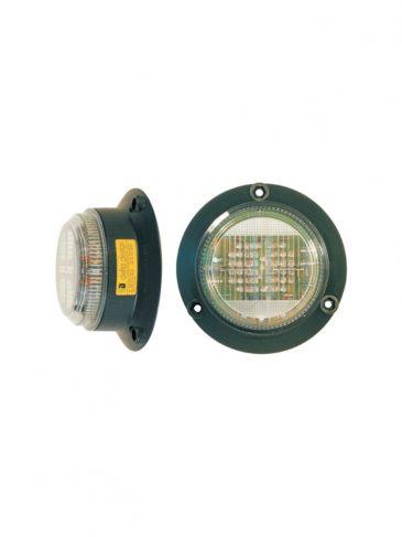 Duża, niskoprofilowa lampa błyskająca LED serii: Rearguard