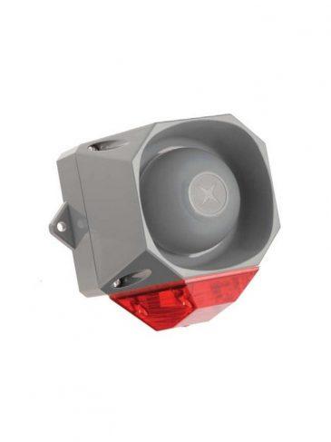 Uniwersalny sygnalizator świetlno-dźwiękowy, ksenonowy serii: ASD, 105dB
