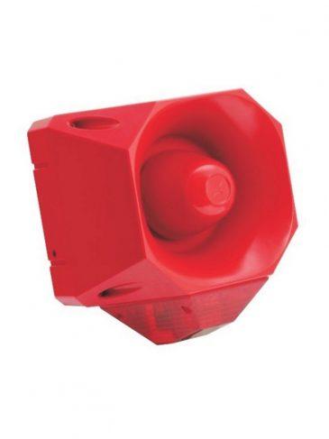 Głośny, ksenonowy sygnalizator świetlno-dźwiękowy serii: ASH, 120dB