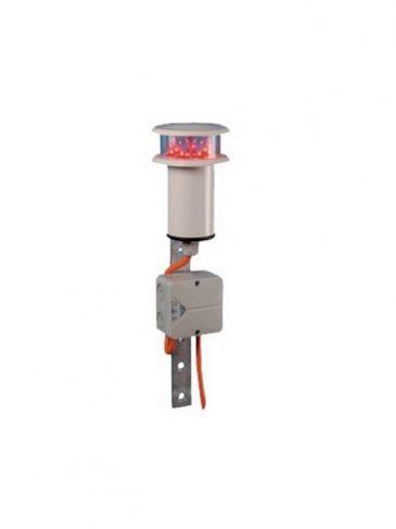 Lampa przeszkodowa niskiej intensywności serii: LG 74-04