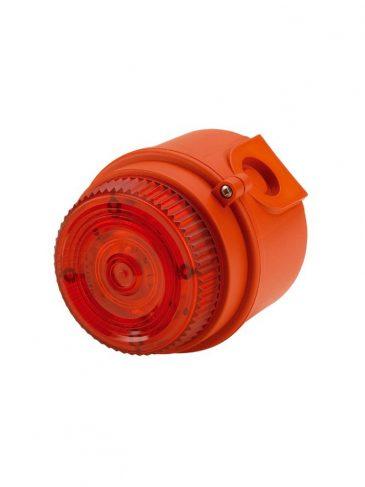 Lampa błyskająca LED w wykonaniu iskrobezpiecznym serii: IS-mB1, IP65