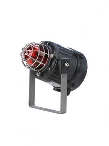 Błyskająca lampa ksenonowa o mocy 5J  w wersji Ex serii: E2xB05, IP66