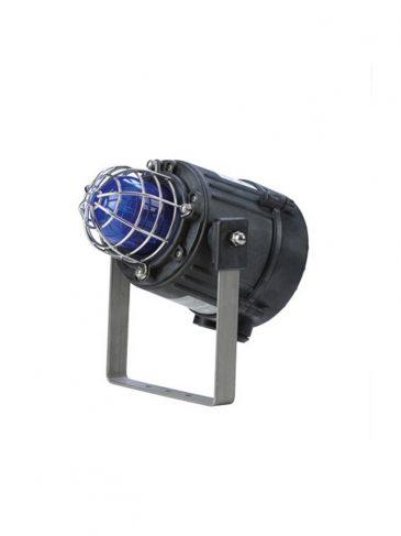 Błyskająca lampa ksenonowa o mocy 10J w wersji Ex serii: E2xB10, IP66
