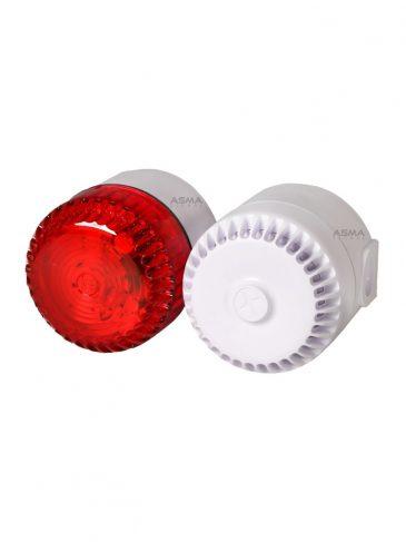 Sygnalizator świetlno-dźwiękowy, ksenonowy serii: RSX, 110dB