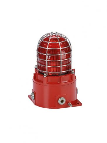 STExB2RT1 Obrotowa lampa z lustrem