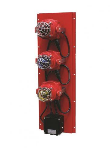 Podstawa montażowa dla sygnalizatorów serii BEx
