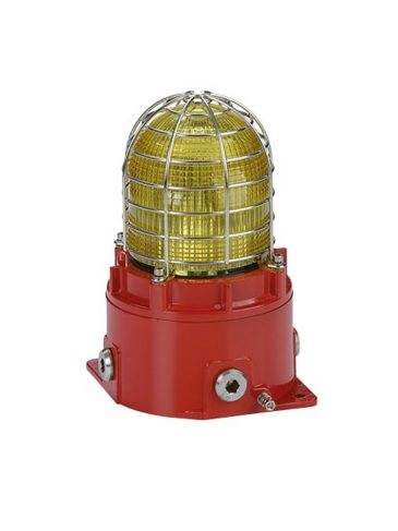 STExB2X21 Błyskająca lampa ksenonowa, 21J