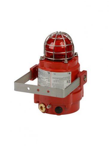 BExBG05 Błyskająca lampa ksenonowa na wysięgniku, 5J