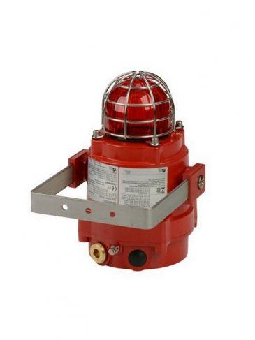 BExBG15 Błyskająca lampa ksenonowa na wysięgniku, 15J