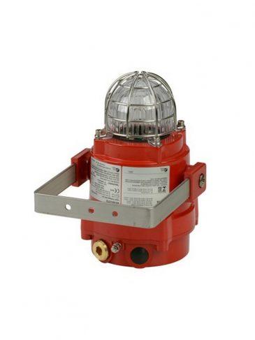 BExBG21 Błyskająca lampa ksenonowa na wysięgniku, 21J