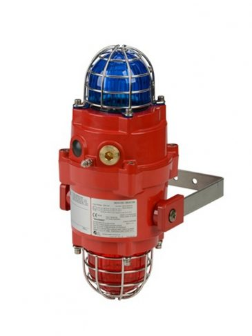 BExCBGL2-05 Podwójna lampa ksenonowa/LED na wysięgniku