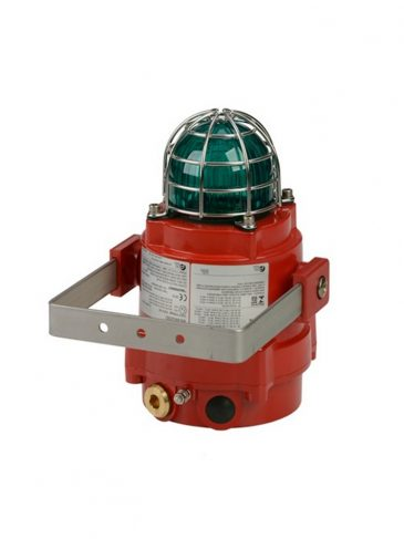 BExTBG05 Błyskająca lampa do sygnalizacji dzwonka telefonicznego