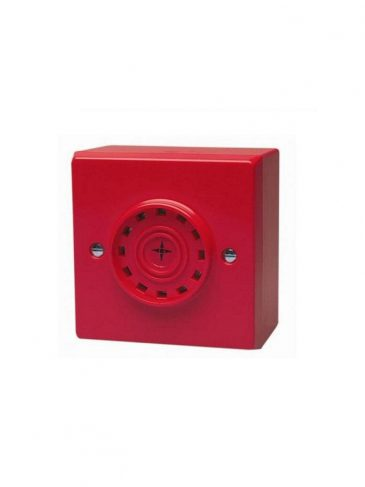 Mały, elektroniczny generator dźwięku serii: Askari Compact, 97dB, IP42