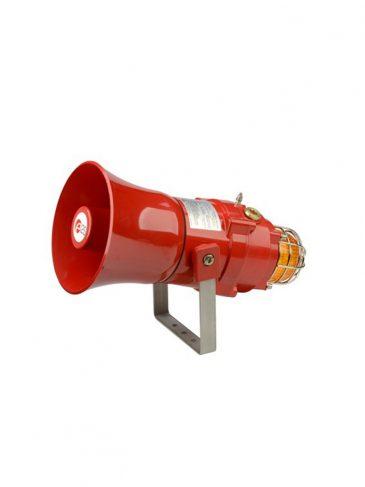 BExCS110-05DPF Kombinowany, świetlno-dźwiękowy sygnalizator ksenonowy, 117dB