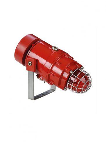 STExC1X05R Kombinowany, świetlno-dźwiękowy sygnalizator ksenonowy, 115dB