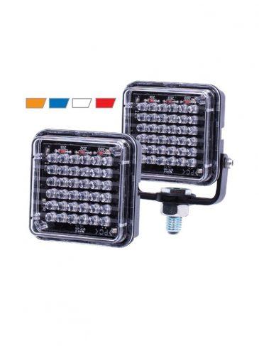 Silna, kierunkowa lampa błyskająca LED serii: VigiLED