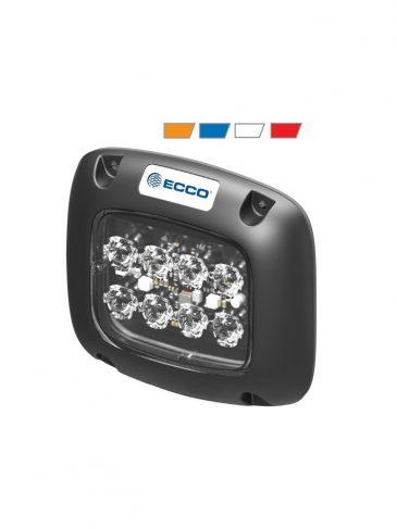Jasna, kierunkowa lampa błyskająca LED serii: SecuriLED II