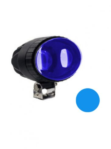 Ostrzegawcza lampa LED typu BLUE SPOT serii EW2